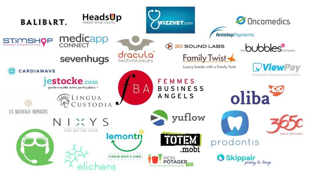 2016 startups investies